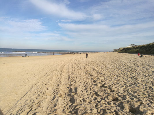 Herbststrand