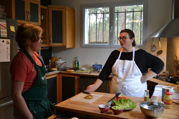 Atelier Burger CookOdile - Des conseils personnalisés