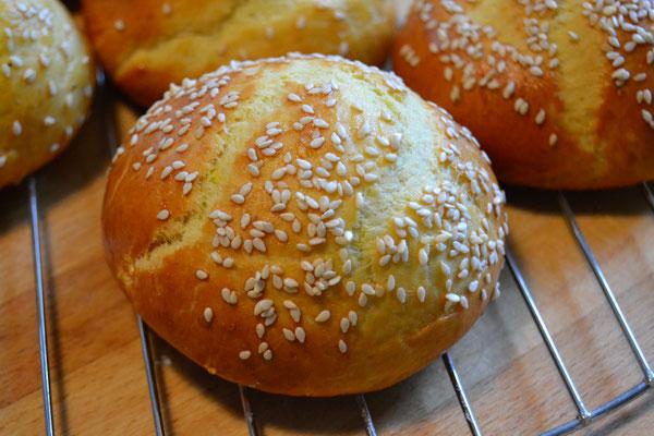 Atelier Burger CookOdile - Pain Maison