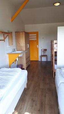 Moréne Hoeve - gele kamer