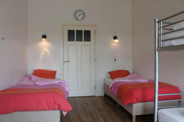 Moréne Hoeve - slaapkamer