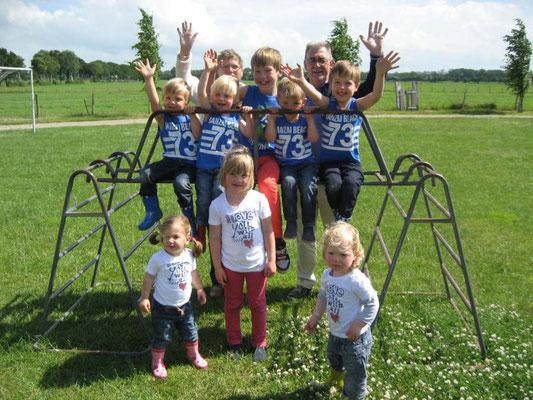 Moréne Hoeve - alle ruimte voor de kinderen