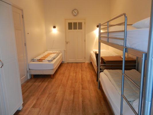 Morene Hoeve - slaapkamer