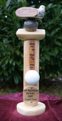 Golf - Longest Drive
