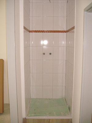 WC- und Duschanlagen