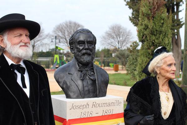 Sculpture-buste-statue-bronze-sulpteur-Langloys-Joseph-Roumanille