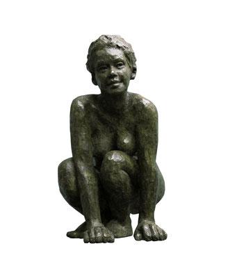 Sculpteur, Langloys, Nu, Bronze, Felidae