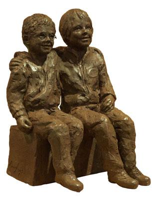 Sculpteur, Langloys, Buste, Fraterie