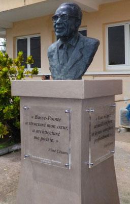 Sculpture-buste-statue-bronze-sulpteur-Langloys-Aimé-Césaire
