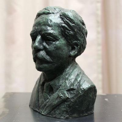 Sculpture-buste-statue-bronze-sulpteur-Langloys-GabrielFauré