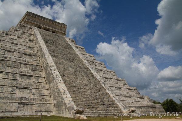 Mexiko, Chichen Itza