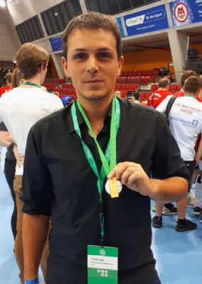 Deutscher Futsal Meister 2019 TSV Weilimdorf