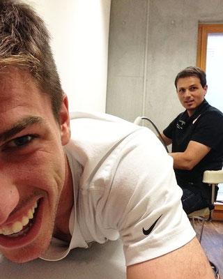 mit WM- und Champions League Teilnehmer Milos Degenek