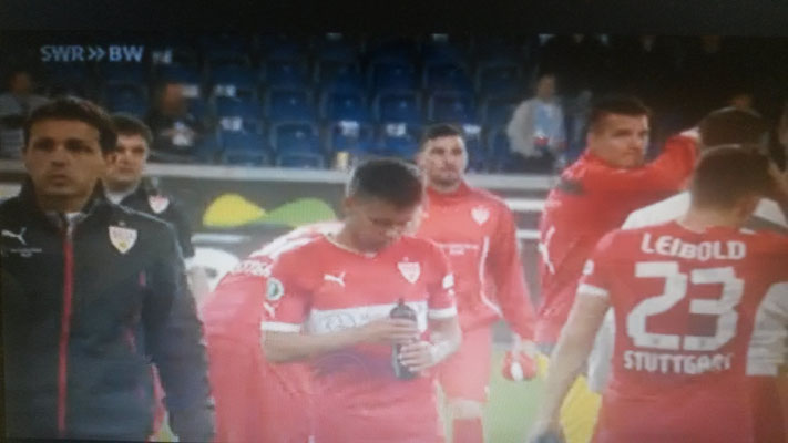 beim VfB Stuttgart