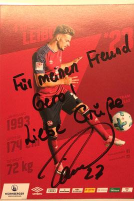 Tim Leibold vom Hamburger SV (zuvor 1. FC Nürnberg)