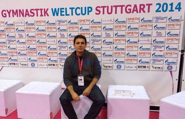 Weltcup der rhythmischen Sportgymnastik 2014