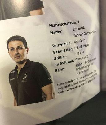 SV Salamander Kornwestheim - Saisonheft 2016/2017