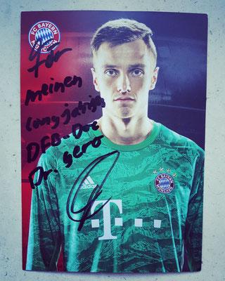 Christian Früchtl vom FC Bayern München