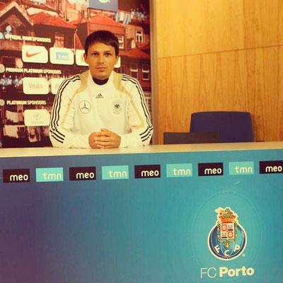 beim FC Porto