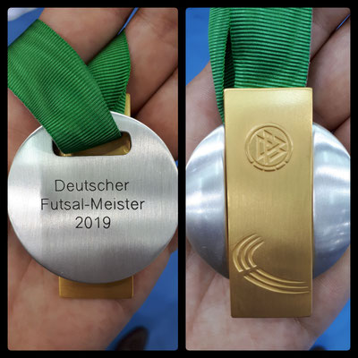 Deutscher Futsal Meister 2019