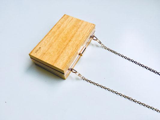 clutch de madera