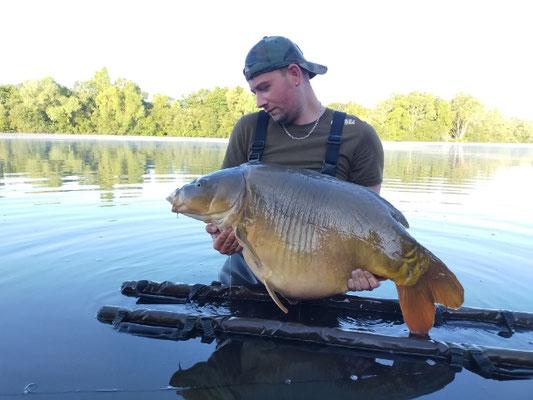 22 kg, Etang Acrocarpe