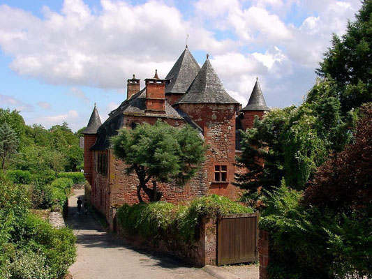 Manoir-Collonges-la-Rouge