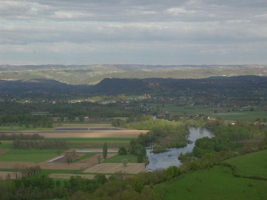 Rando dans la Vallée de la Dordogne