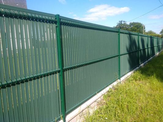 clôture paysagistes 35140 Saint Aubin du Cormier