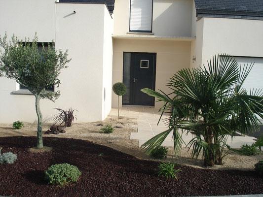 Entreprise d'aménagement extérieur Saint-Aubin-du-Cormier 35