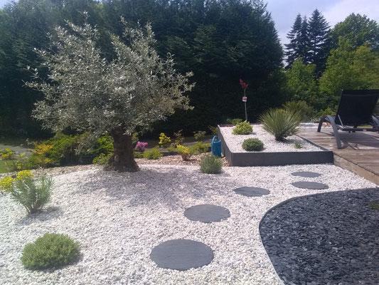 aménagement paysager Ille et Vilaine 35140 Saint Aubin du Cormier