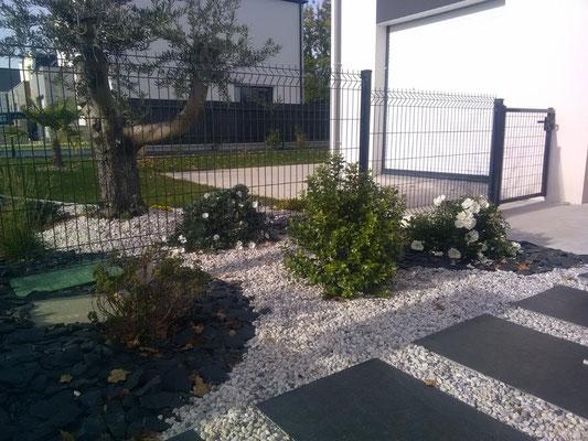 paysagiste clôture 35300 fougères