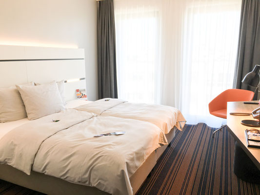 Ramada Hotel Hamburg © Christina Hollnagel