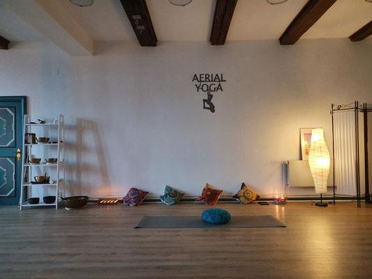 Aerial Yoga & Hatha Yoga in Nordfriesland nahe Sankt Peter Ording