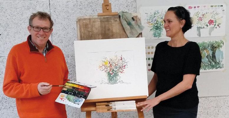 YOGA Retreat Malerei Qi Gong  Angebote für Gruppen