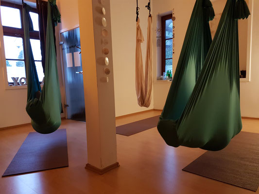 AERIAL YOGA Retreat Deep AERIAL nahe Sankt Peter Ording
