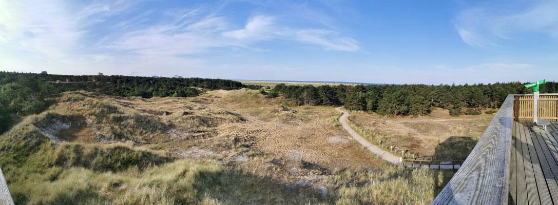 Nordic Walking als Naturerlebnis am Strand & Wald, ProMentalis Garding / Eiderstedt