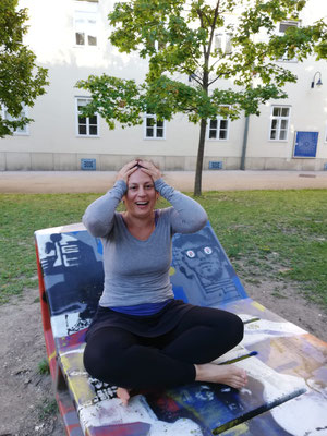Andrea Haberl, Body Love, Body Positivity, Workshops in Wien
