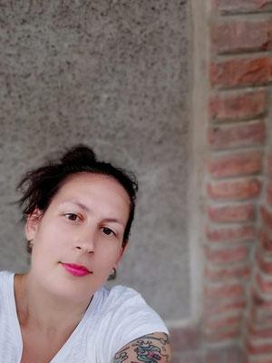 Andrea Haberl, Blogartikel darüber, wie Urinstinkte und Körperideale zusammen gehören