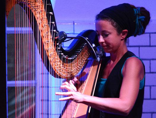 Jeanine Vahldiek  -  Foto: Ulf Marek