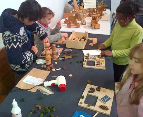 Atelier enfants Francheville