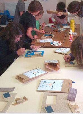 Atelier enfants Ecole Nervieux