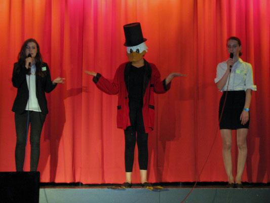 Foto: Carsten Hille, Theatergruppe der Anna Essinger Gemeinschaftsschule Berlin
