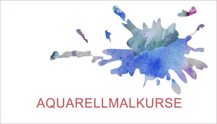 Aquarell Malen lernen