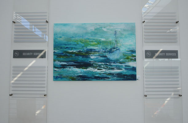Ausstellung Sylwia Mesch