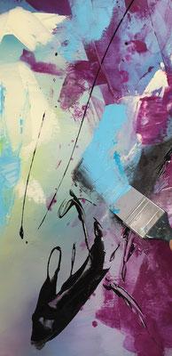 Malen mit Gummi-Pinsel, Shaper, Shaping
