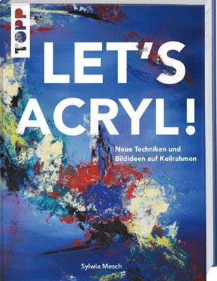 Buch Let´s Acryl