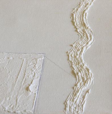 Spachtelmassen Acrylmalerei