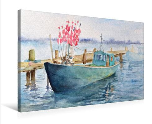 """""""Fischerboot am Bodden"""""""