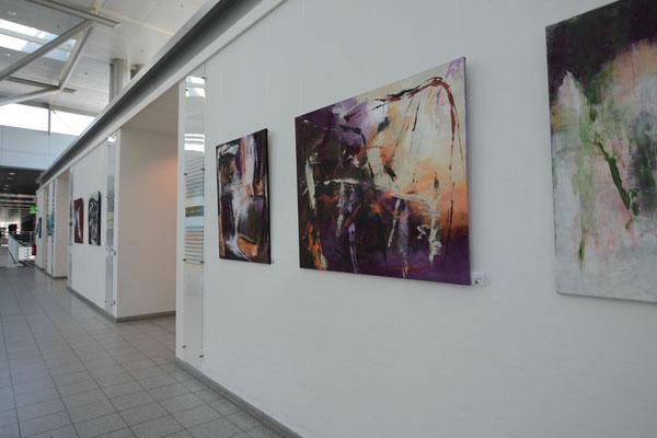 Bilderausstellung am FMO Münster / Osnabrück